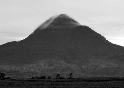 Vulkan Schleier